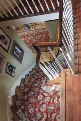 Oriental Rug Buying and Cleaning